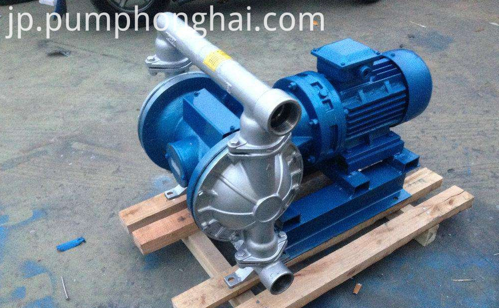 DBY stainless steel material pump