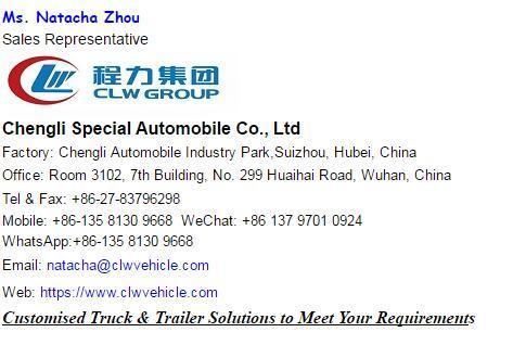 4X2 JAC Vacuumsewage Cleaner Tank Truck/Waste Disposal Truck
