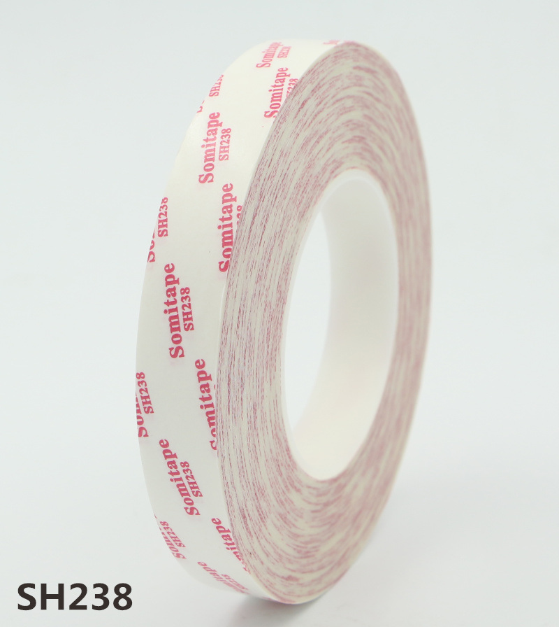 Somitape Sh238 High Temp Heavy Duty Double Sided Paper Tape for LED