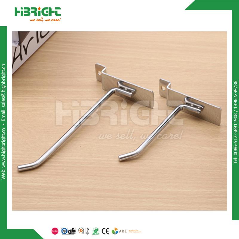 Wholesale Metal Display Pegboard Hook with Price Tag