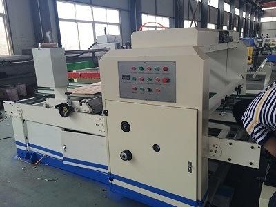 Automatic Folder and Gluer for Carton Making Machine (MJZXJ-1)