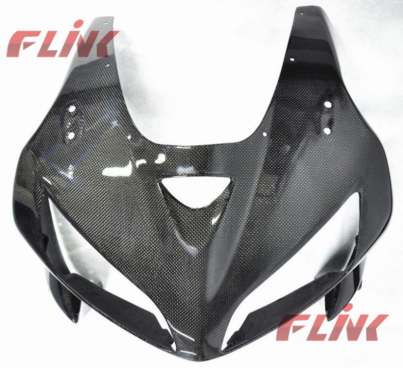 Motorycycle Carbon Fiber Parts Front Fairing for Honda Cbr600rr 05-06