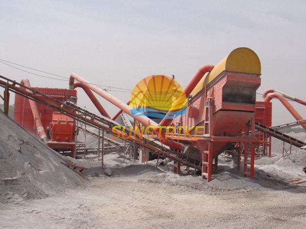 Crushing Machine, Stone Crushing Plant