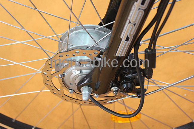 Hot Sale Monca Utility Electric Bike Parts