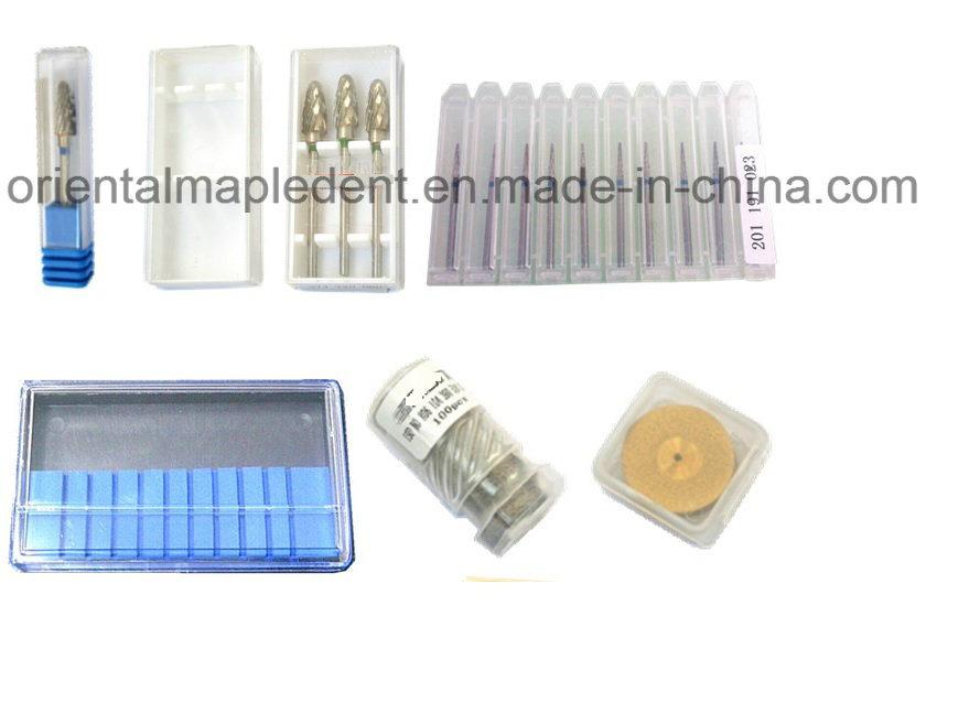 Dental Instruments CNC Carbide Burs/Carbide Cutters