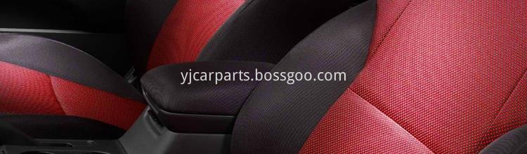 Car seat cover set