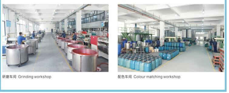 Watery Polyurethane Printing Ink Resin