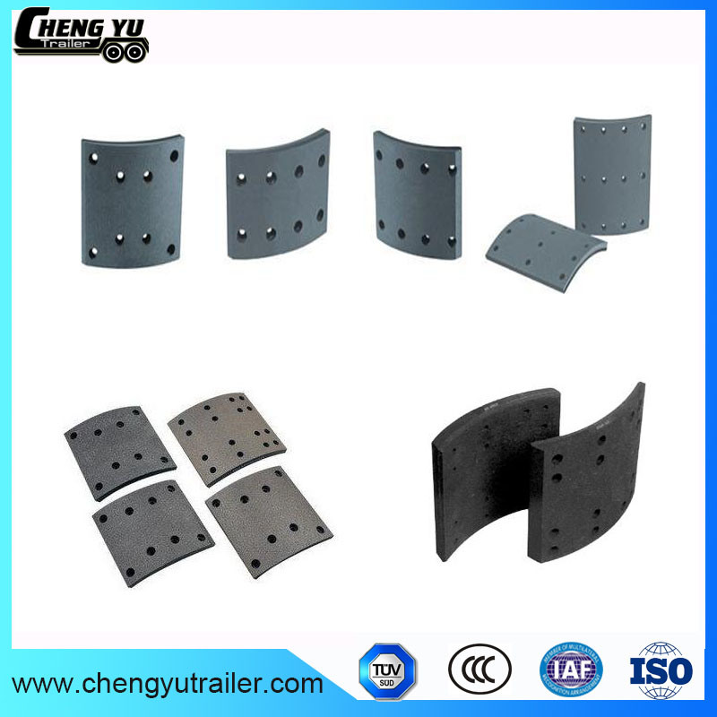Non-Asbestos Drum Brake Lining for Auto Truck Spare Parts