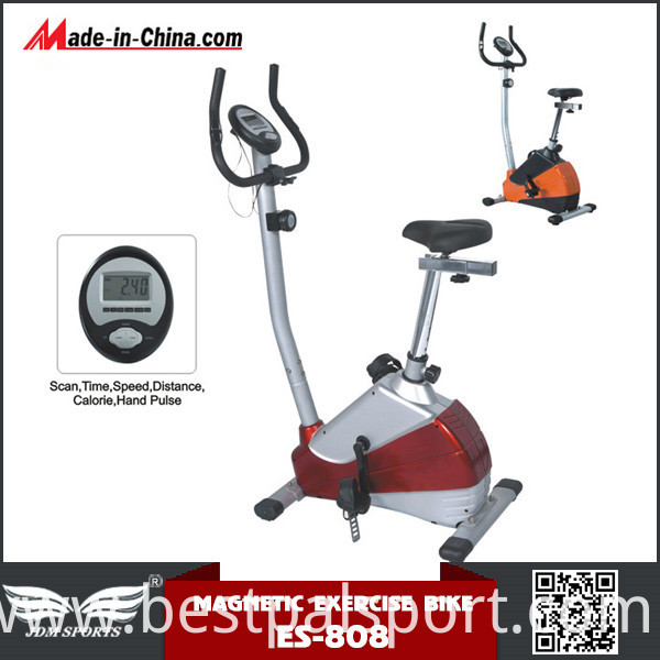 Professional Magnetic Resistance Upright Exercise Bike for Sale