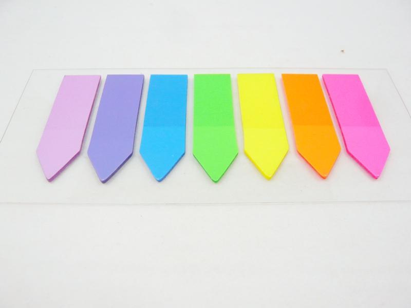 7 Colors Flag Pet Index