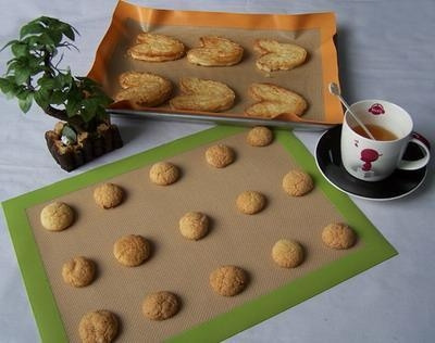 Full Size Non-Stick Silicone Baking Mats