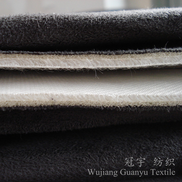 Home Textile Fleece Fabric for Sofa Covers Decoration