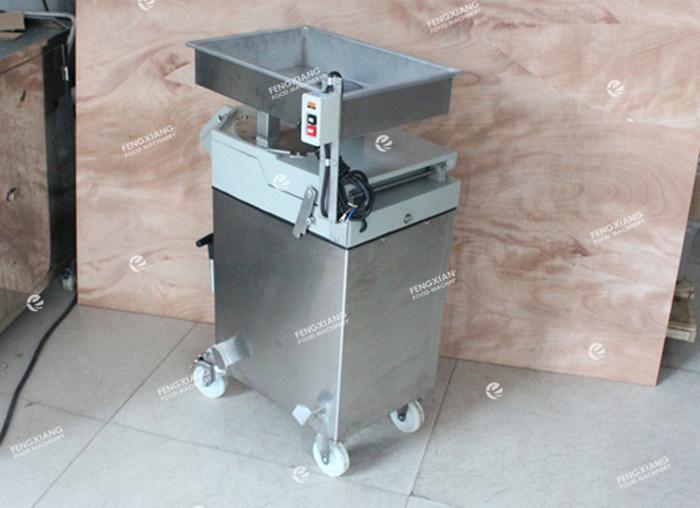 Industrial Frozen Carrot Yam Potato Pumpkin Cushaw Cubes Dicing/Dicer Machine