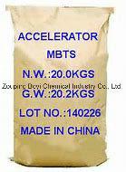 CAS: 120-78-5 Distributor of Rubber Accelerator Mbts