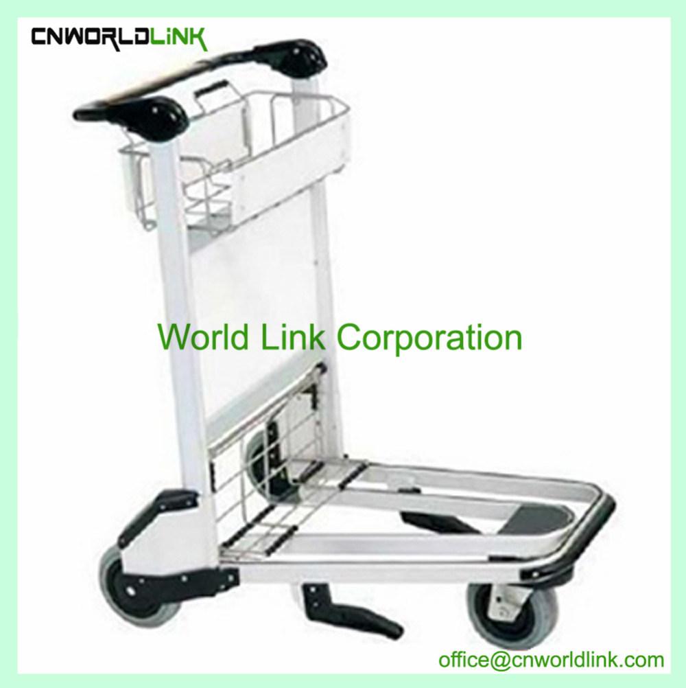 Hand Brake Aluminum Aircraft Truck Trolley Carts