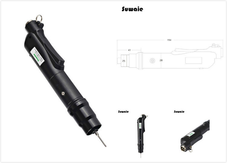 Corded Brushless Electric Screwdriver 0.029-0.294n. M Professional Soldering Station
