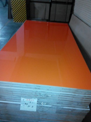 High Gloss Cheap Laminate UV Boards Melamine Board Building Material for Kitchen & Furniture (4