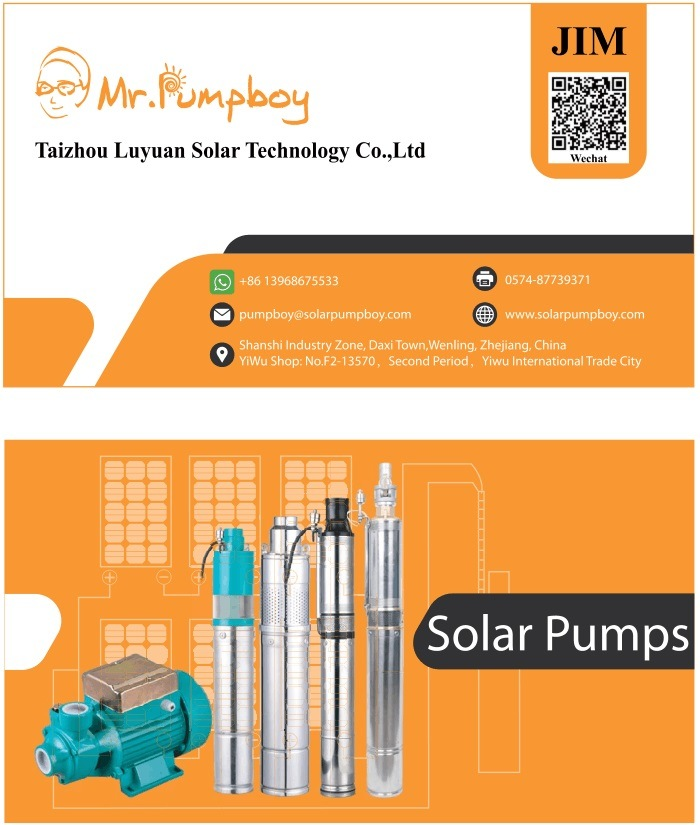 Permanent Magnet Brushless Motor Solar Water Pump, AC DC Brushless Solar Pump, 3 Years Warranty Submersible 1 HP to 10 HP Solar Water Pump, High-Performance