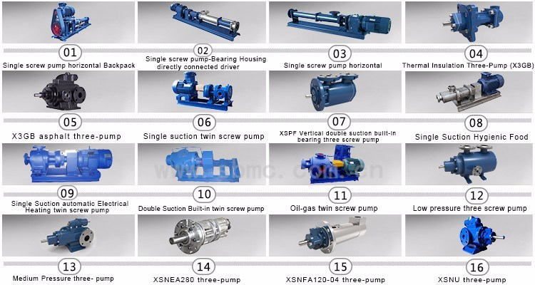 Ohsas18001 Electric Sand Suction Pump Machine Liquid Hypo