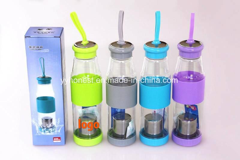Reusable Tritan Plastic Water Bottle Sports Bottle with Lock Lid