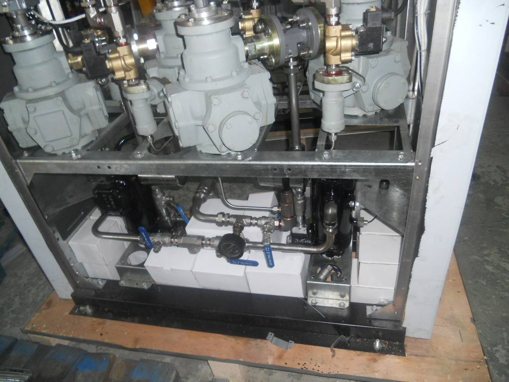 Four Nozzle LPG Dispenser for Gas Station