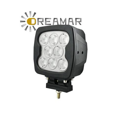 7 Inch (8PCS*10W) 80W CREE LED Work Driving Light