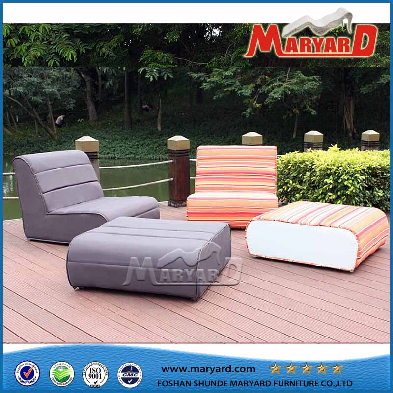 Leisure Outdoor Upholstered Sofa