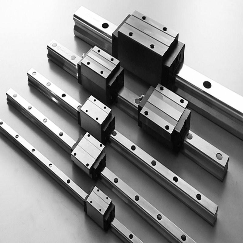 Linear Guide L1500mm HGH20ca Linear Rail Block