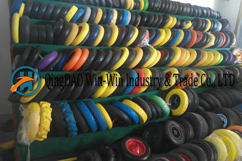 PU Foam Wheels 14