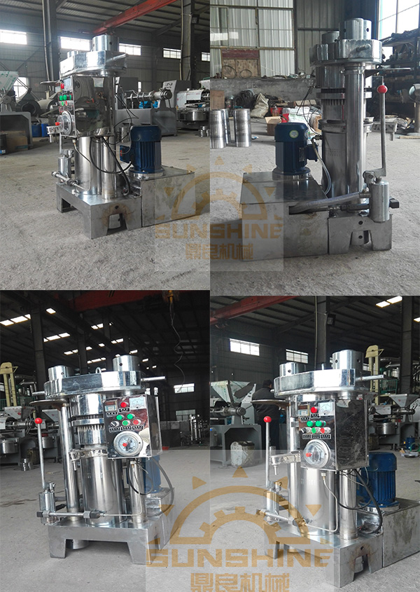 Coconut Oil Making Machine Olive Oil Press Machine for Sale