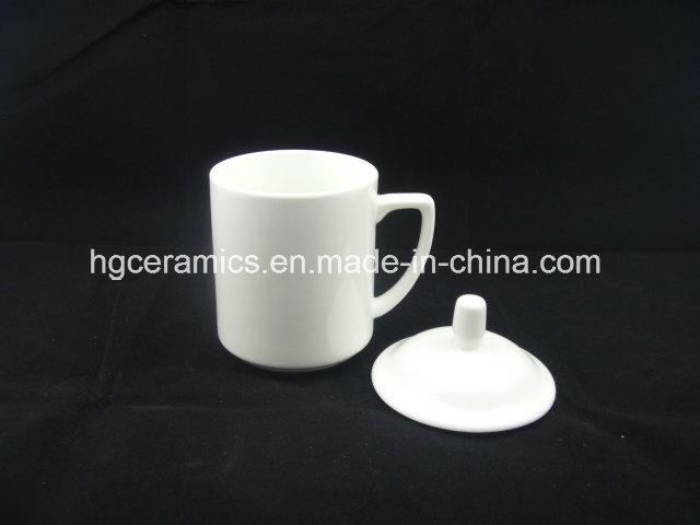 Sublimation Tea Mug with Lid, Sublimation Tea Mug