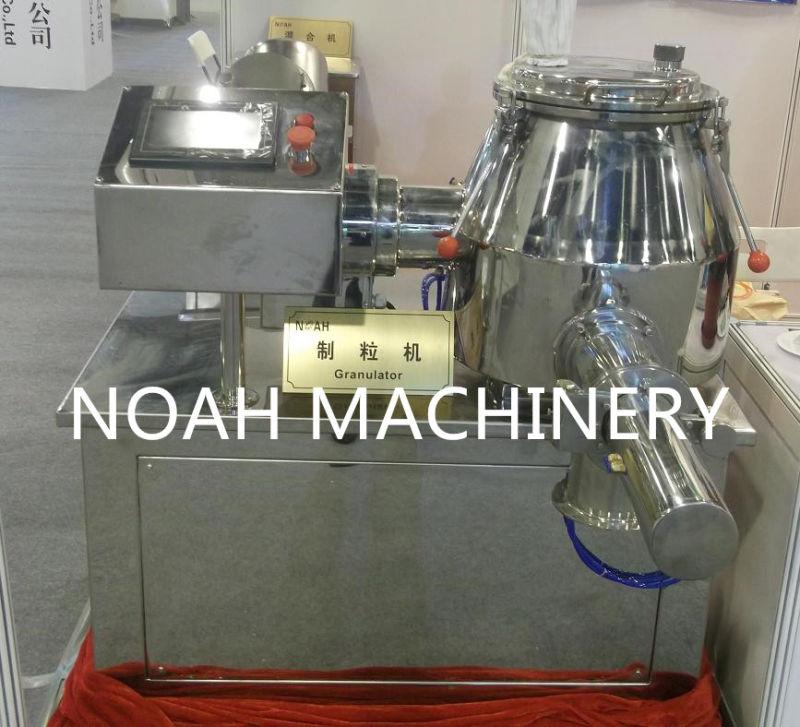 Hlsg50 Rapid Wet Type Mixer Granulator