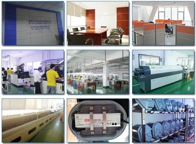 Ce RoHS 60W Gkl Series High Power LED High Bay Light / LED Industrial Light