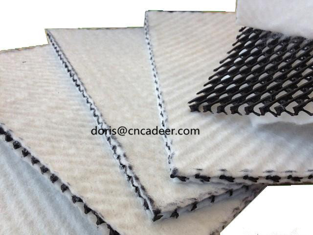 3D Composite Drainage Net for Landfill and Roadbed