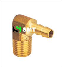 Bchf Female Hose-Barb Brass Connector