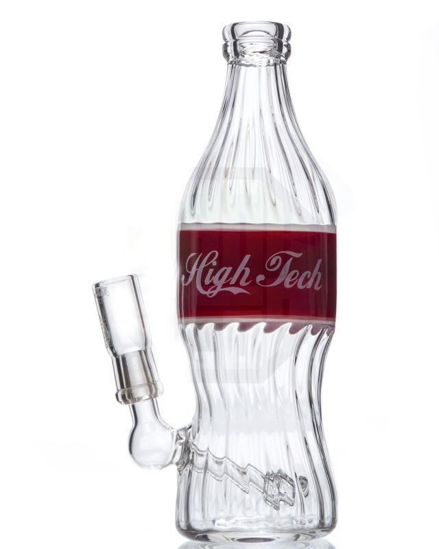 Cola Bottle Rig Hookah Glass Smoking Water Pipe (ES-GB-558)