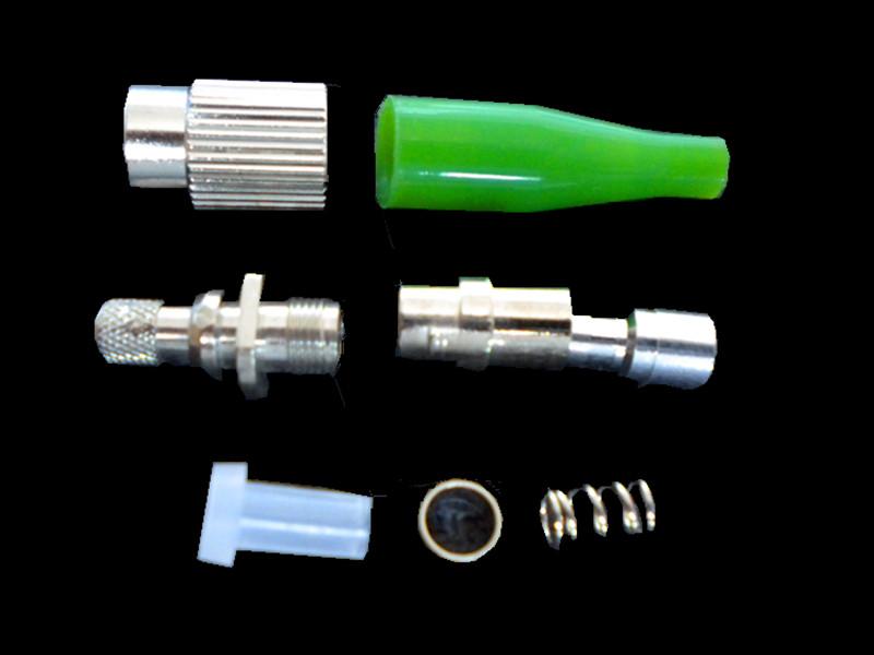 Optical Fiber Connector - Sc/APC-0.9mm Sm