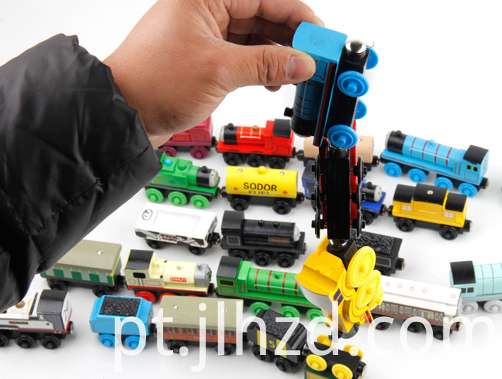 magnetic train toys