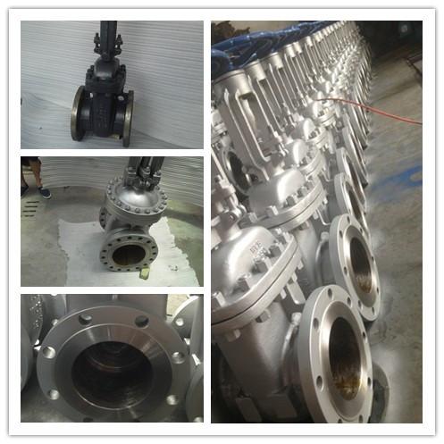 ANSI/ASTM 150lb Flanged Strainer (DN50--DN400)