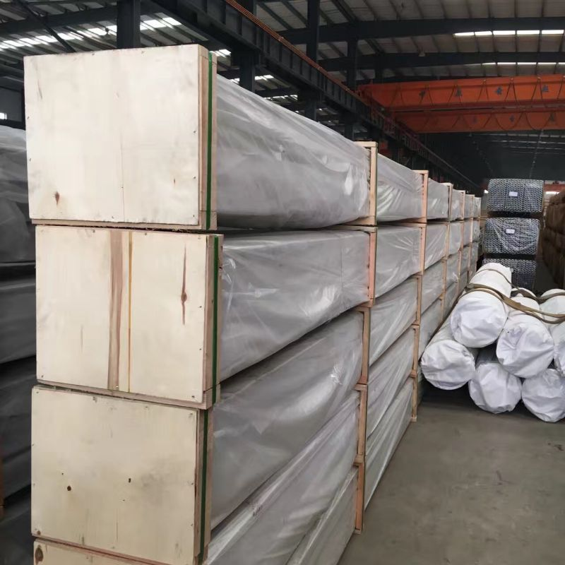 Extruded Aluminium Pipe for Electric Power