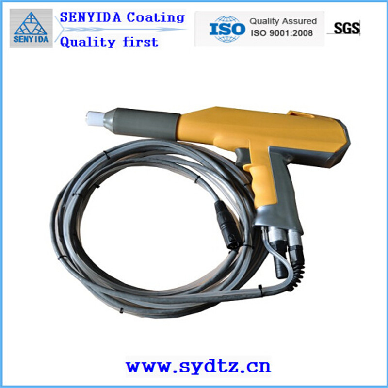 High Quality Electrostatic Spray Painting/Machine/Line Powder Coating Gun