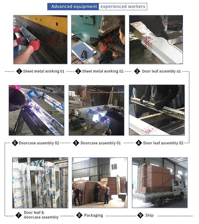 Staniless Steel PVC Aluminum Roller Shutter