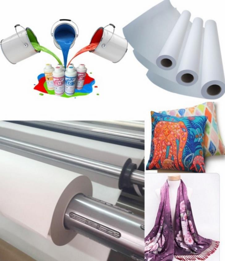 100g High Sticky Sublimation Transfer Paper 72