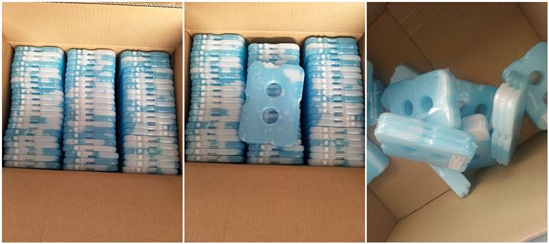 cooler ice packs packaging