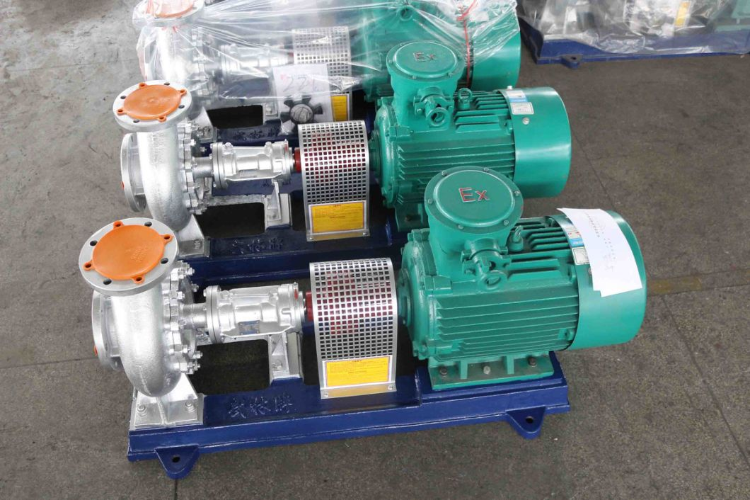 High Quatily Circulation Hot Oil Pumps