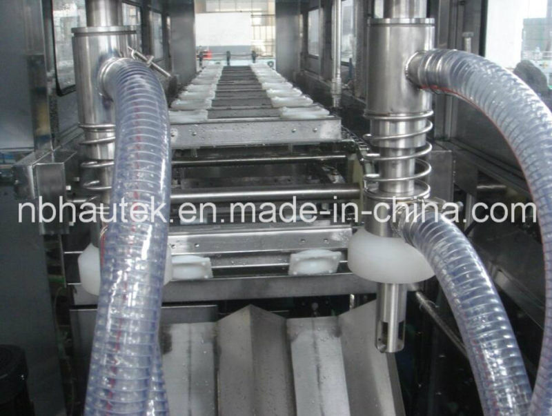 19L Bucket Automatic Filling Capping Machine