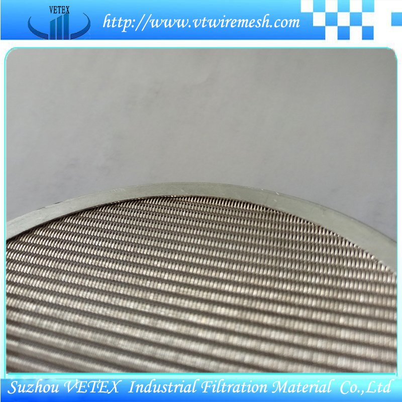 Circle Stainless Steel Filter Disc