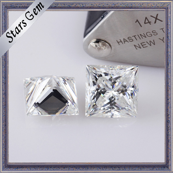 Chinese Professional Moissanite Factory Made for Wedding Ring