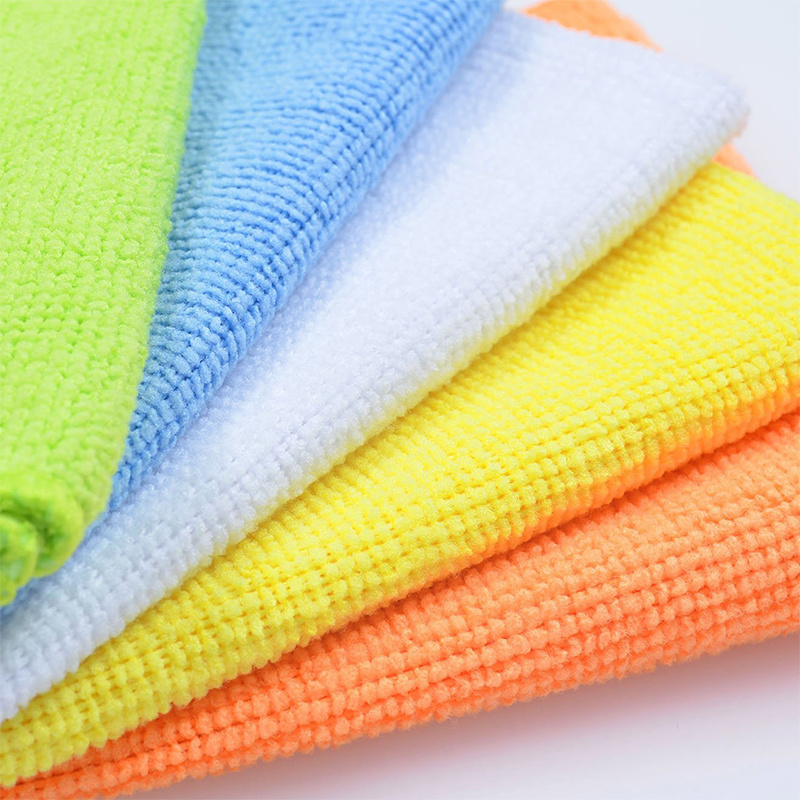 Hot Selling High Quality Logo Printed Microfiber Lens Cleaning Cloth