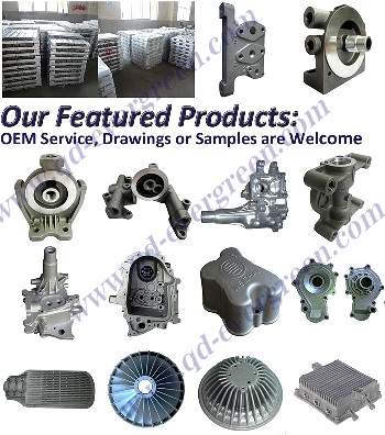 OEM Steel Casting Machinery Part